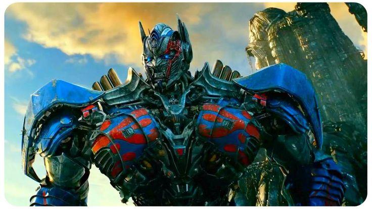 Transformers 5: All Optimus Prime Scenes-FullHD