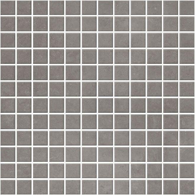 20107 Кастелло серый темный 29.8*29.8 керамическая плитка