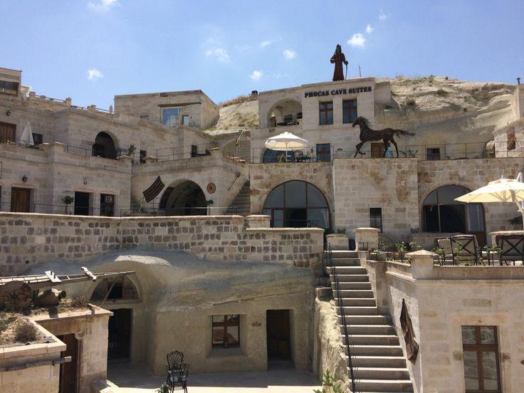 Phocas Cave Suites Cappadocia