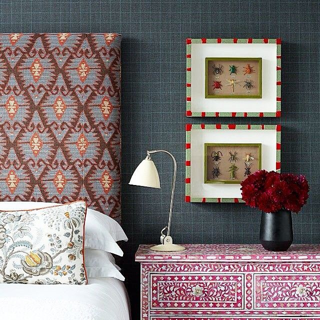 Get me to New York stat! New look suite at the Crosby street hotel designed by Kit Kemp. @firmdale_hotels @martyn_thompson RG @craigamarkham