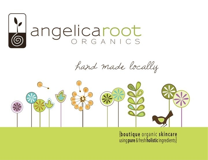 Angelica Root Organics