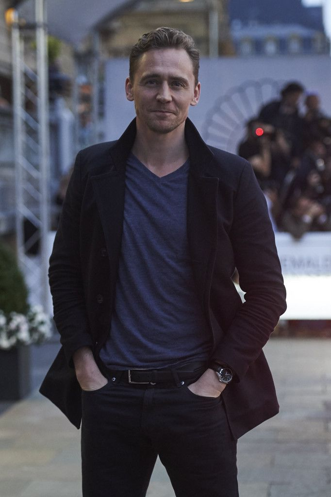 Tom Hiddleston   - 63rd San Sebastian Film Festival: Celebrities - Day 4