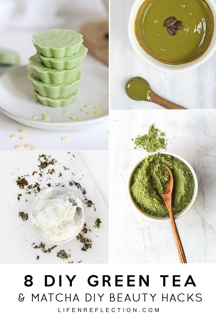 8 unglaubliche DIY Green Tea Beauty Rezepte – Natural Skin Care Tips