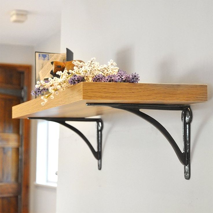 Ironbridge Cast Iron Shelf Bracket