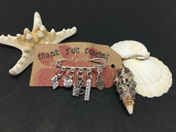Locally handmade thank you teacher gift idea.