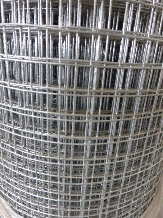 Galvanized Welded Wire Mesh is made of high quality low carbon steel ...