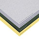 #9: Transfer Stencil Paper Sheets (100 pk) PREMIUM Tattoo Stencils - Copy or Trace - 4-Ply Tissue Carbon Tracing Paper - Ideal for Tattoo Artists - Safe for Thermal Copier Heat and Skin http://ift.tt/2cmJ2tB https://youtu.be/3A2NV6jAuzc