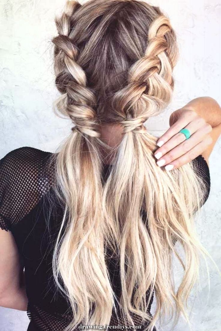 Creative And Great Straightforward Ideas For Braided Hairstyles Tutorials Designs Superb Straightforward Idea In 2020 Hair Styles Braided Hairstyles Easy Hairstyles