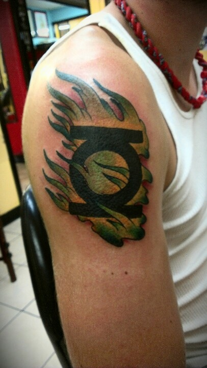 23 best tattoos images on pinterest green lanterns for Best tattoo artist in fort worth