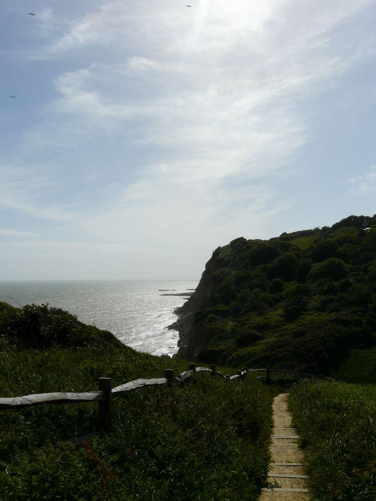 A Walk. Hastings. England