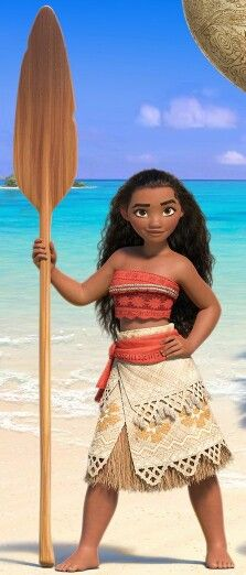 Moana the new princess november 2016