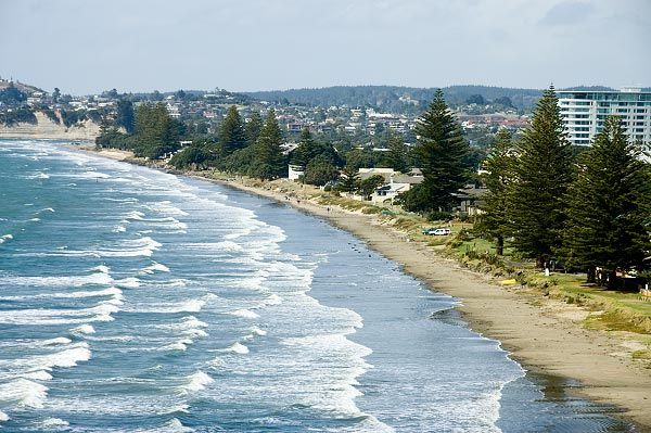 Orewa Beach, Auckland, New Zealand.  One of our local beaches, about 10 mins away.