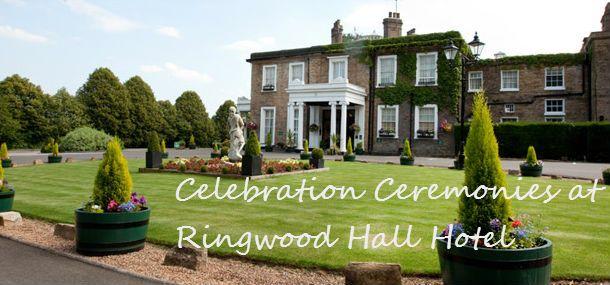 Ringwood Hall Hotel our wedding venue