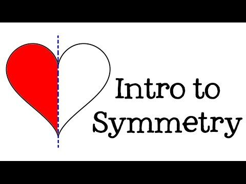Intro to Symmetry: All About Symmetry for Kids - FreeSchool - YouTube