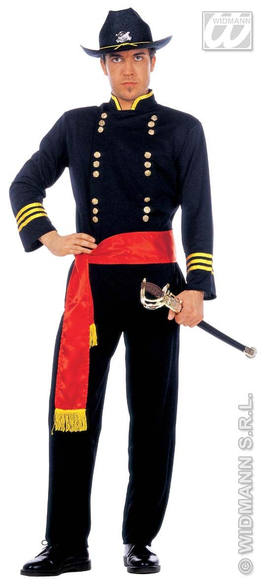 #General Disfraz de General  Incluye: Casaca, pantalon y cintura  Composición: Tejido de strek y raso http://www.disfracessimon.com/disfraces-hombre-mujer-adultos/315-disfraz-general-p-315.html