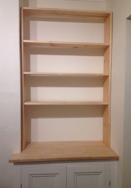 How to build a Victorian alcove cupboard (part 2) -