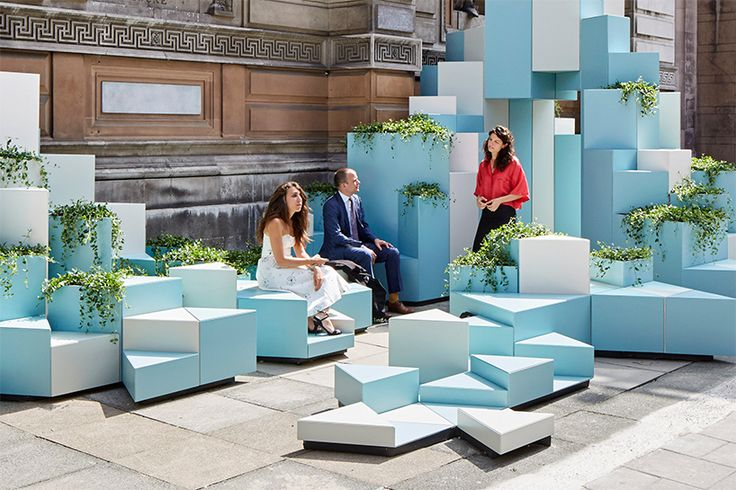 unexpected hill by SO? architecture and ideas royal academy of arts