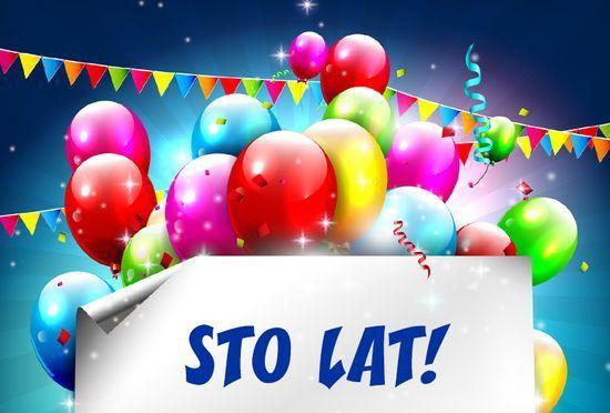 День рождения и поздравления на польском языке | С днем рождения, Польский, День рождения