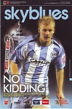 3 January 2009 v Kidderminster Harriers FA Cup Round 3 Won 2-0