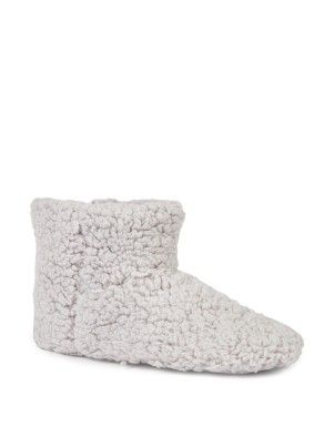 Fluffy Boot Slippers | Woolworths.co.za