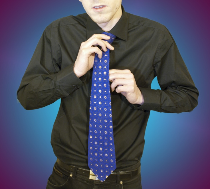 JIXIANG, beautiful tie with gold thread, 147cm