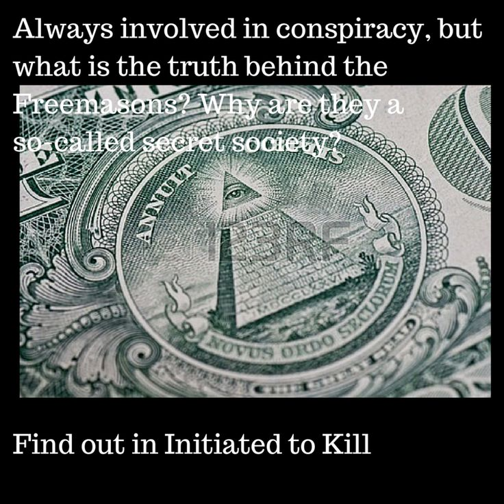 Always involved in conspiracy.