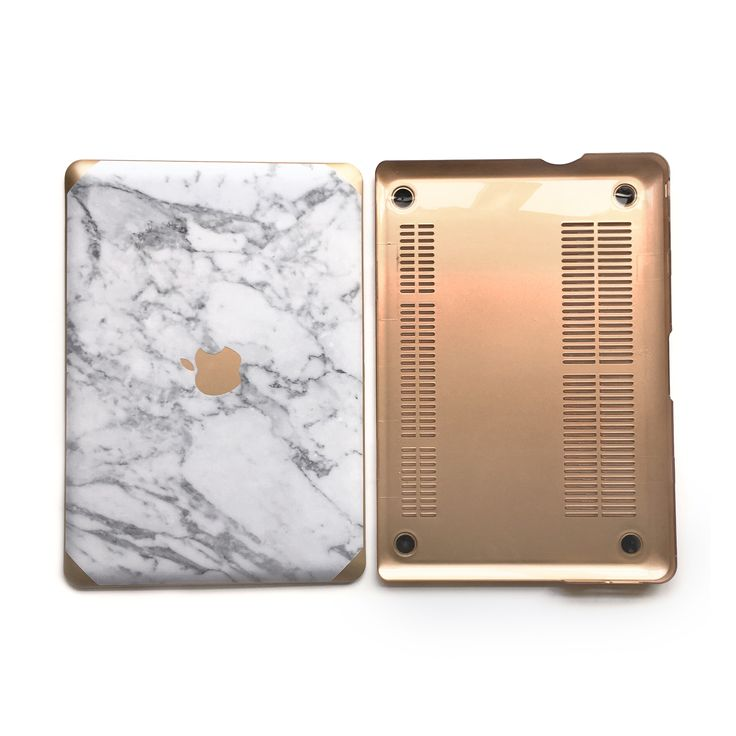 Show your Macbook® some love with a pretty new case! It's not all looks, it will also protect your hard earn investment! The marble is such a chic and timeless design; you'll never go out of style. Ch