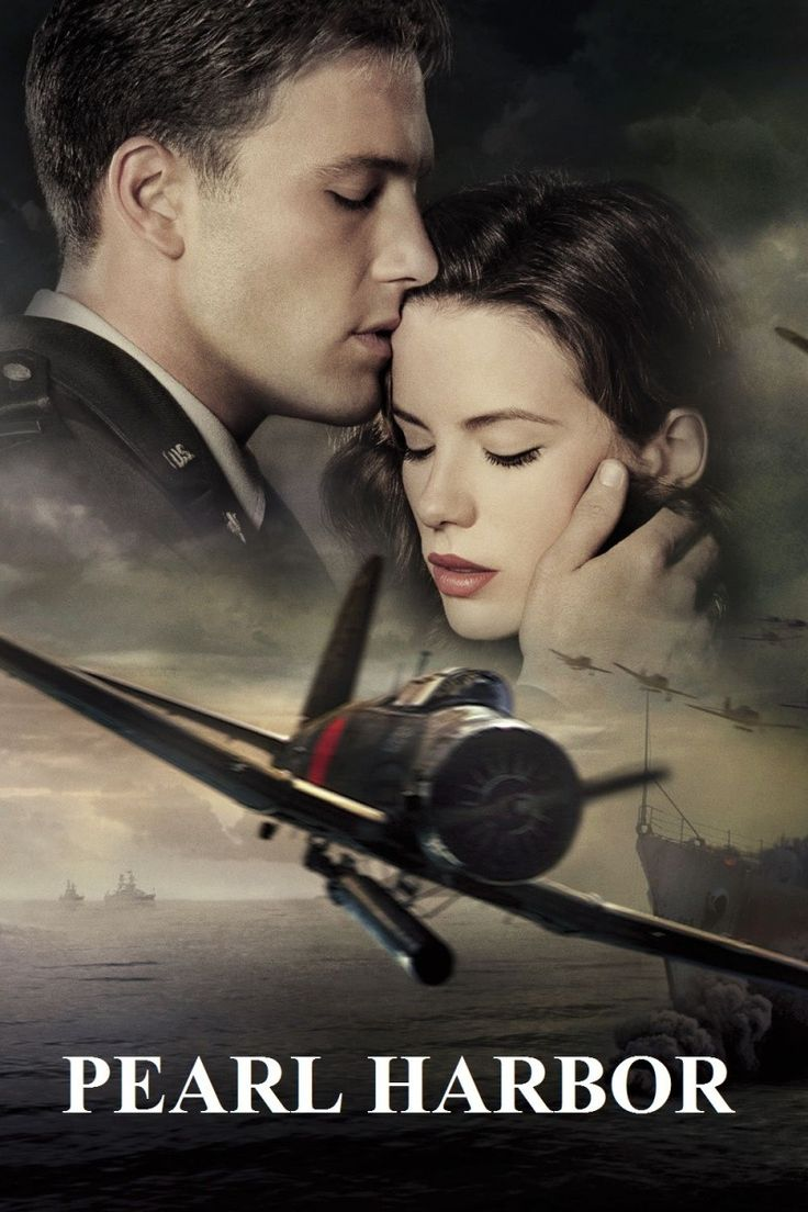 Pearl Harbor Movie, romantic and I love all of Evelyn's outfits in it.