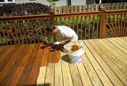 Pressure Treated Deck Staining. Bloomfield NJ 07003. After