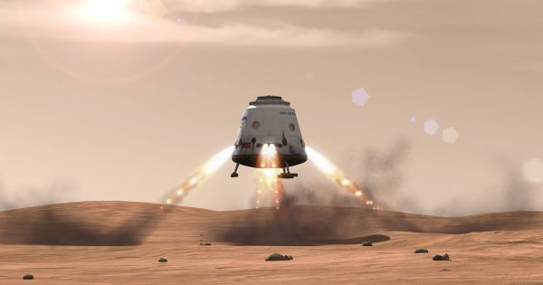 Elon Musk revealed that future iterations of the SpaceX Dragon spacecraft won't be capable of propulsion landings and will be limited to water splashdowns.