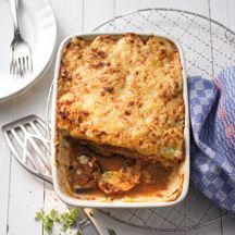 Weight Watchers Griekse moussaka