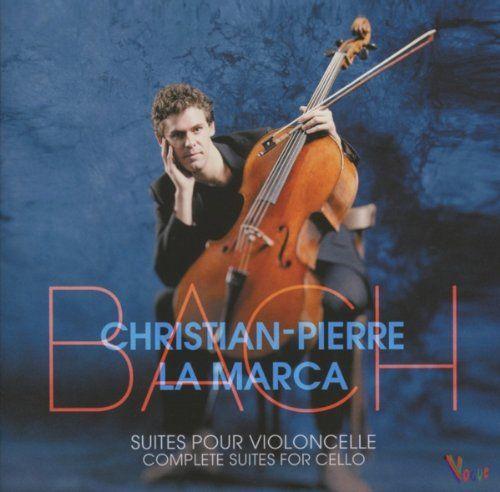 Bach : Les 6 suites pour violoncelle: Christian-Pierre La Marca, Johann Sebastian Bach: Amazon.fr: Musique