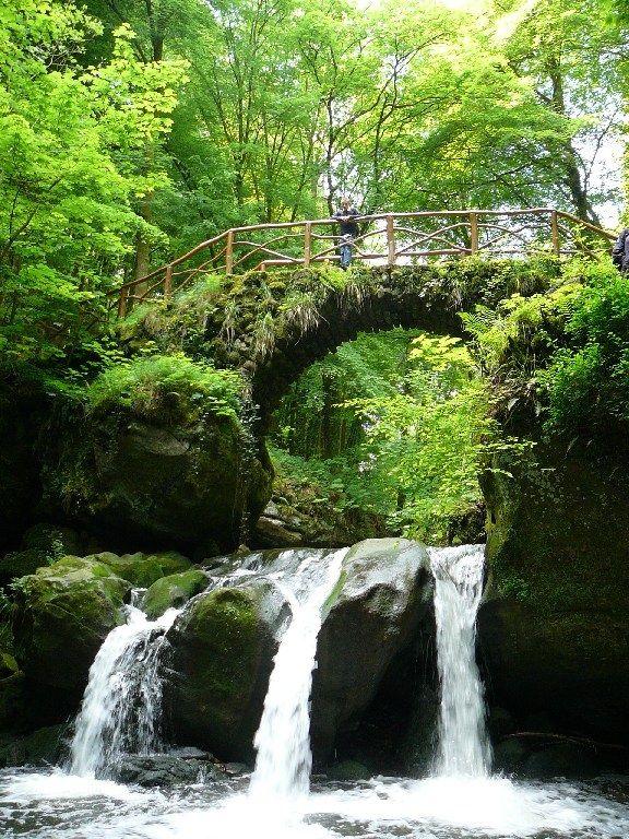Mullerthal, Luxemburg