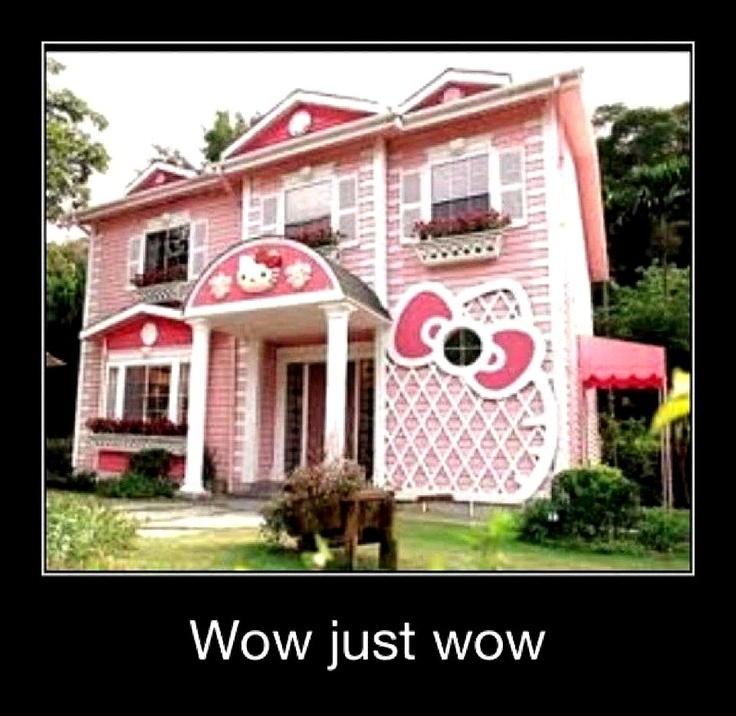 Hello Kitty Houses Real Houses 14 best hello kitty house images on pinterest | hello kitty house