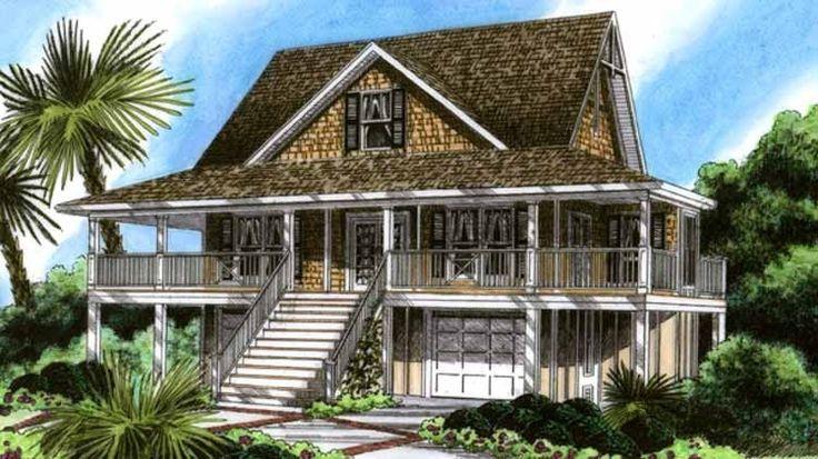 Eplans craftsman house plan three bedroom craftsman for Craftsman beach house plans
