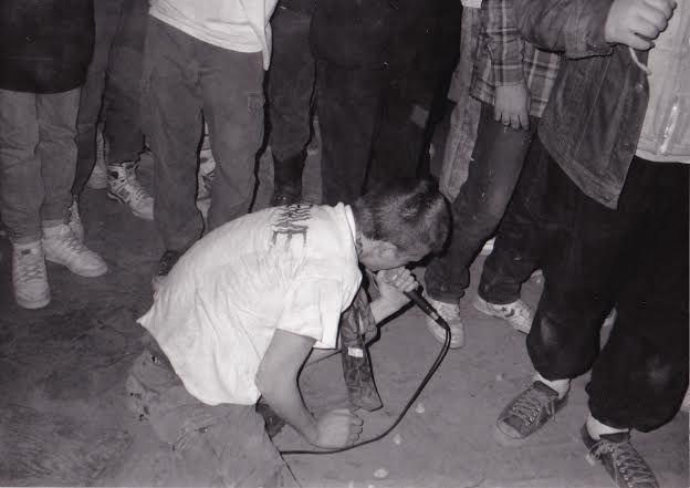 Sam McPheeters, Born Against - ABC No Rio http://noisey.vice.com/blog/abc-no-rio-photo-exhibit