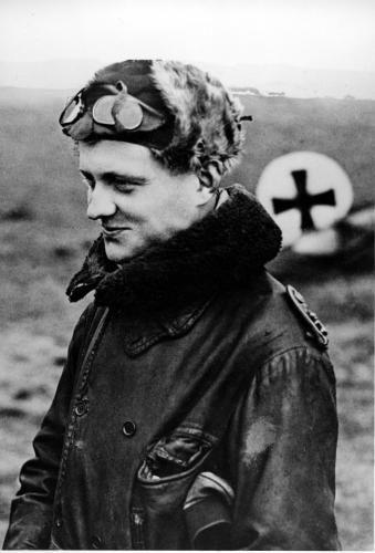 ✠ Manfred Freiherr von Richthofen (2 May 1892 – 21 April 1918)
