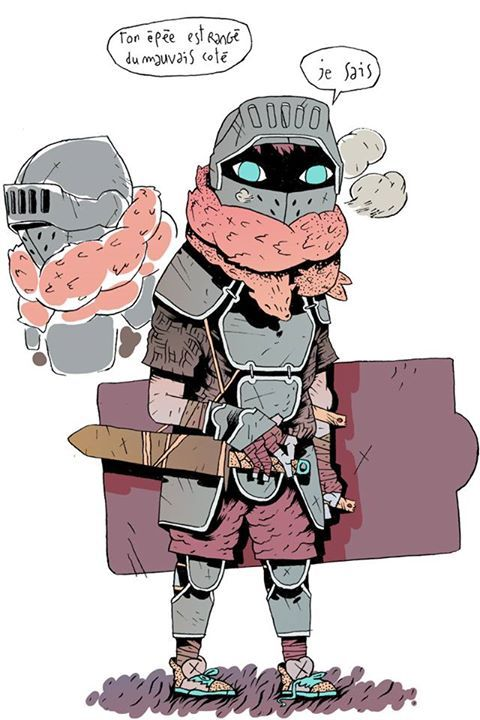 Character Design Monthly : Best images about armored character on pinterest