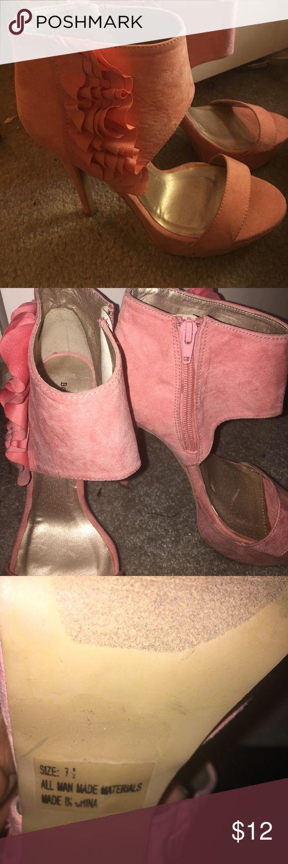 Cute body central pump Mauve body central pump sandal Shoes Heels