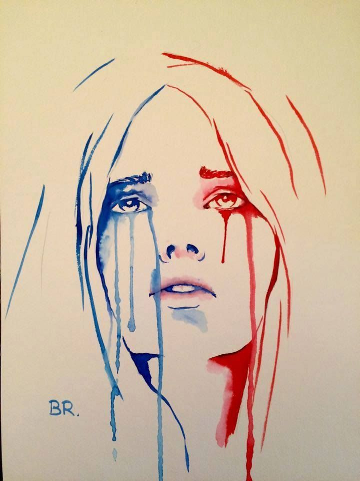 Yesterday was awful, horrible !!! I have no words to describe it ... I don't understand all this violence ! We need to show them that our nation will rise ! We will fight for our rights, our Freedom ! ... The picture is from Brejamin Regnier