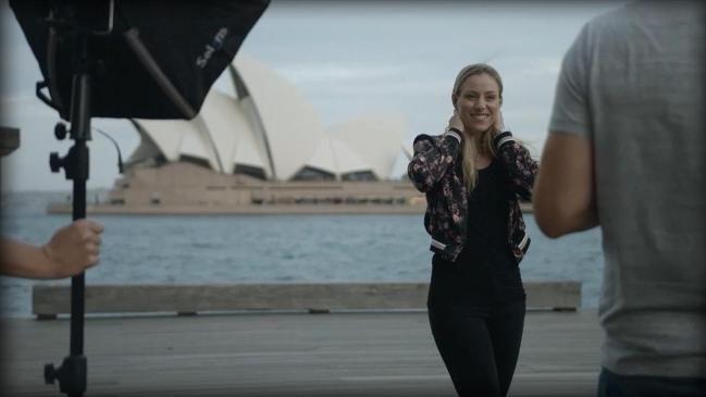 Angie Kerber will ihren Titel bei den Australian Open verteidigen.