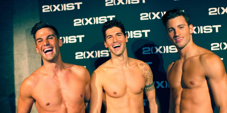 What It's Like to Be Backstage at a Male Underwear Fashion Show -Cosmopolitan.com