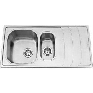 Carysil Double Bowl Sinks Trend-40*20*8