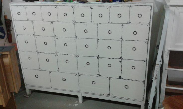 Old cabinett