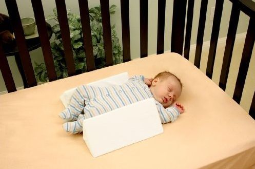 Debunking the MYTH of baby sleep positioners
