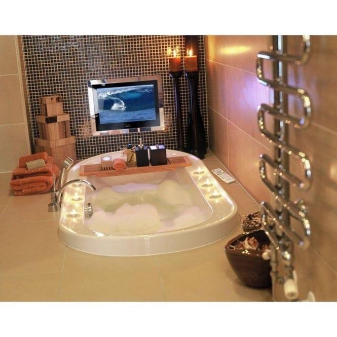 Why You Should Buy A Bathroom Tv Tv In Bathroom Waterproof Tv Bathroom Tv Mirror