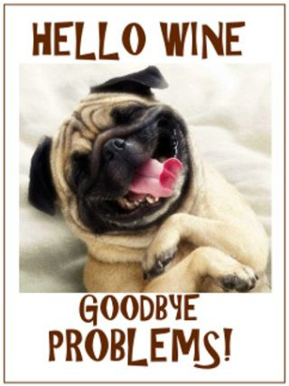 Free download printable Funny Animal Wine Bottle Label go to thewinecrafter.com to find party labels funny and free dogs cats etc