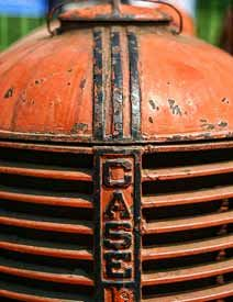 I grew up on a Case Tractor!