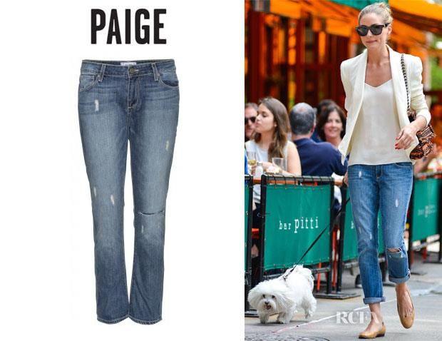 Paige джинсы