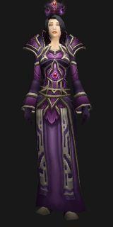 Hallowed Raiment - Transmog Set - World of Warcraft